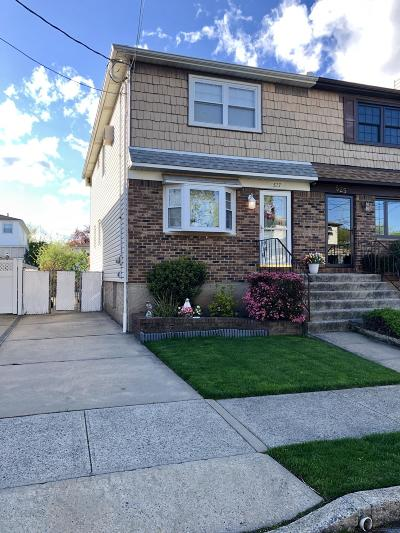 Staten Island Semi-Attached Acceptance: 527 Amherst Avenue