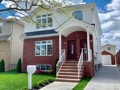 Staten Island Two Family Home For Sale: 26 Atlantic Avenue