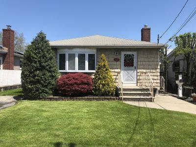 Staten Island Single Family Home Acceptance: 4297 Richmond Avenue