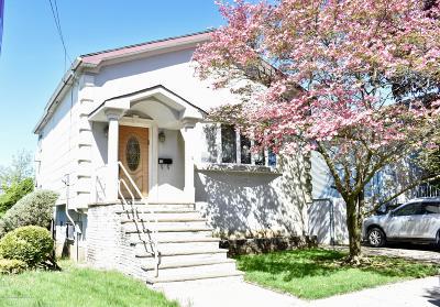 Staten Island Single Family Home For Sale: 110 Fillmore Avenue