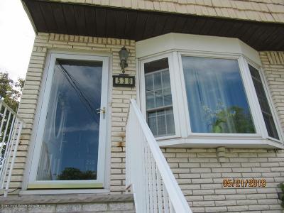 Staten Island Semi-Attached For Sale: 538 Naughton Avenue