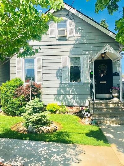 Staten Island Single Family Home For Sale: 19 Midland Avenue