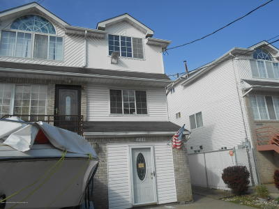 Staten Island Semi-Attached For Sale: 234 Stobe Avenue