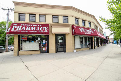 Staten Island Commercial Lease For Lease: 1562 Richmond Road