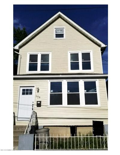Staten Island Single Family Home For Sale: 109 Lockman Avenue
