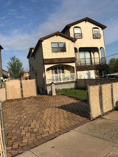 Staten Island Semi-Attached For Sale: 14 Goller Place