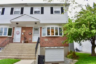 Staten Island Semi-Attached For Sale: 507 Harold Street