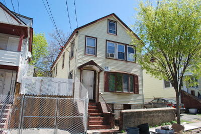 Staten Island Single Family Home Acceptance: 213 N Burger Avenue