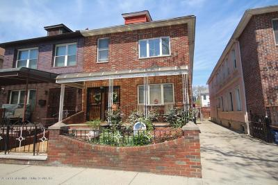 Kings County Two Family Home For Sale: 2113 73rd Street