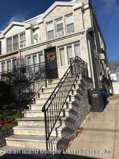 Kings County Semi-Attached For Sale: 1239 76th Street