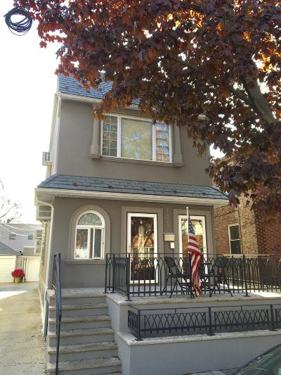 Kings County Two Family Home For Sale: 1628 W 11th Street