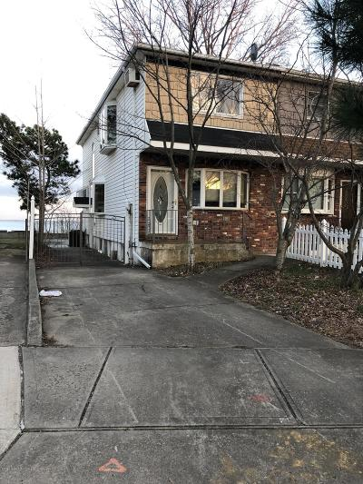 Staten Island Semi-Attached For Sale: 537 Tennyson Drive