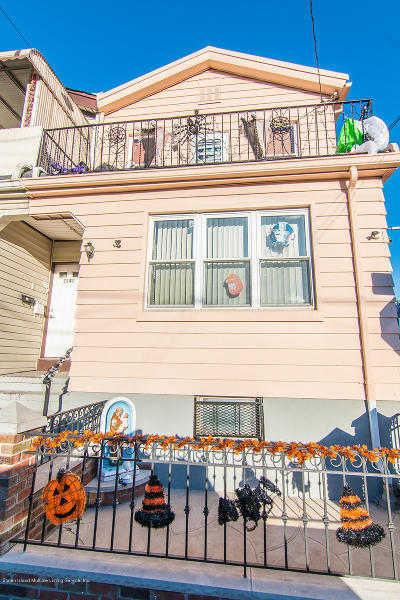 Kings County Two Family Home For Sale: 2143 West 9th Street