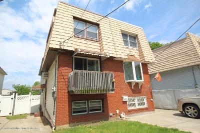 Staten Island Semi-Attached For Sale: 416 W Willow Road