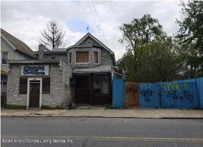 Staten Island Commercial For Sale: 483 Jewett Avenue