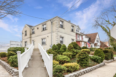 Staten Island Commercial For Sale: 272 Slosson Avenue