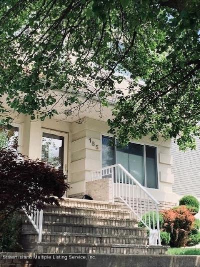Staten Island Semi-Attached For Sale: 155 Livingston Avenue