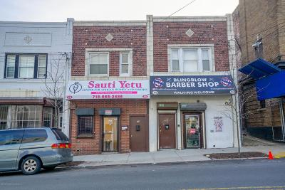 Staten Island Commercial For Sale: 58 Beach Street