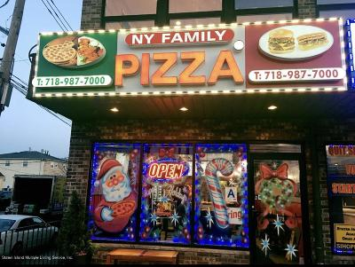 Staten Island Business Opportunity For Sale: 1880 Hylan Boulevard