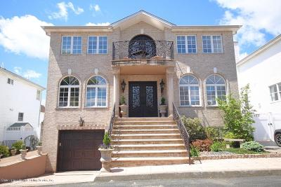 Staten Island Two Family Home For Sale: 18 Petunia Court
