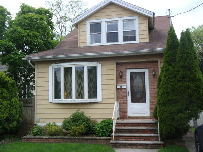 Staten Island Single Family Home For Sale: 160 Robinson Avenue