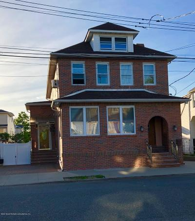 Staten Island Two Family Home For Sale: 135 Winham Avenue
