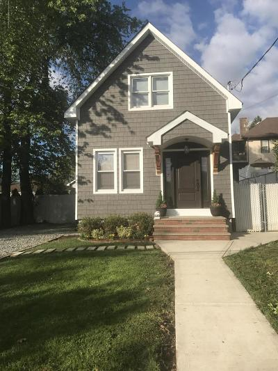 Staten Island Single Family Home For Sale: 320 Cleveland Avenue