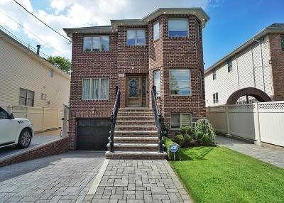 Staten Island Two Family Home For Sale: 859 Rathbun Avenue