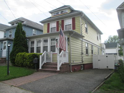 Staten Island Single Family Home Acceptance: 72 Hartford Avenue