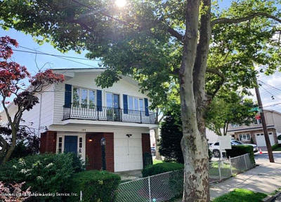 Staten Island Two Family Home For Sale: 104 Ainsworth Avenue