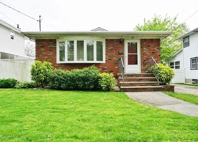 Staten Island NY Single Family Home For Sale: $549,900