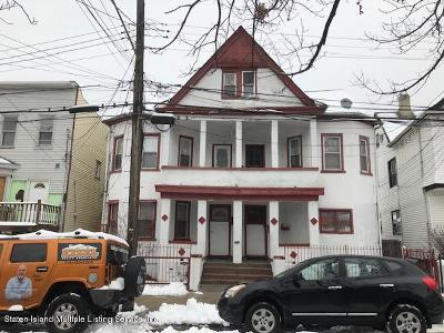 Staten Island Two Family Home For Sale: 25 Pine Street