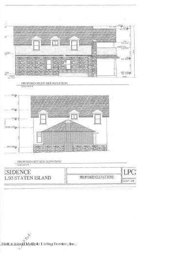 Staten Island NY Residential Lots & Land For Sale: $900,000