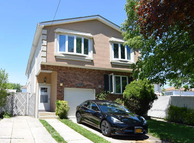 Staten Island Two Family Home For Sale: 549 Mill Road