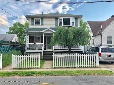 Staten Island Two Family Home For Sale: 170 Allison Avenue