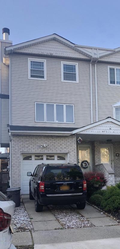 Staten Island Semi-Attached For Sale: 45 Marne Avenue
