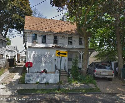 Staten Island Two Family Home For Sale: 1 Ann Street