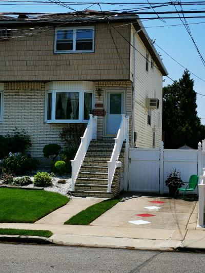 Staten Island Semi-Attached For Sale: 536 Naughton Avenue