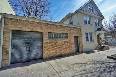 Staten Island Commercial For Sale: 119-121 Montgomery Avenue
