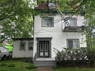 Multi Family Home For Sale: 203 Center Street