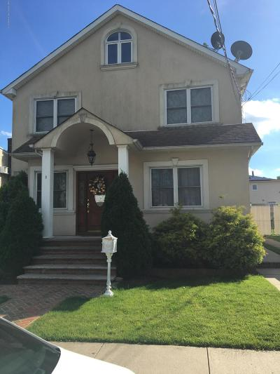 Two Family Home For Sale: 166 Bay Terrace