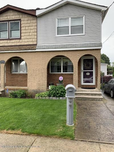 Semi-Attached For Sale: 495 Weser Avenue