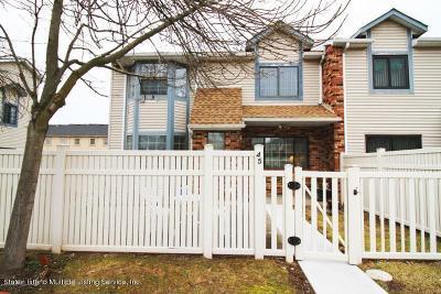 Condo/Townhouse For Sale: 45 Shirra Avenue