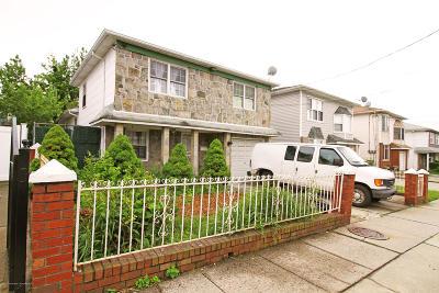 Staten Island Single Family Home For Sale: 652 S Gannon Avenue