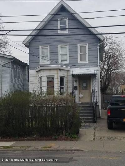 Staten Island Single Family Home For Sale: 317 Morningstar Road