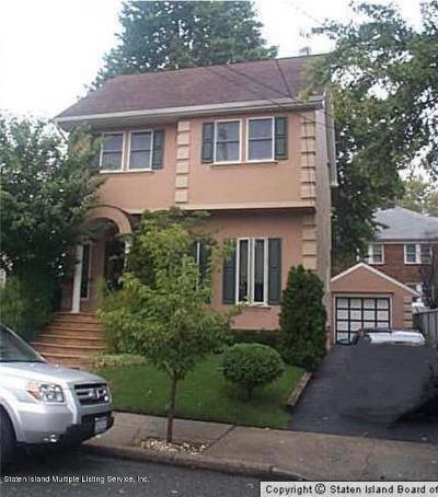 Staten Island Single Family Home For Sale: 69 Locust Avenue