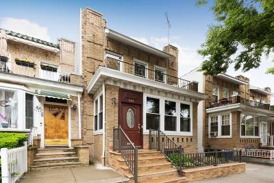 Brooklyn Two Family Home For Sale: 584 79 Street