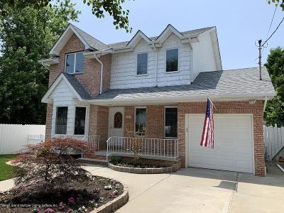 Staten Island Single Family Home For Sale: 308 Brighton Street