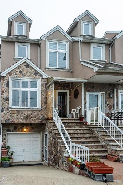 Staten Island Single Family Home For Sale: 16 Colon Avenue
