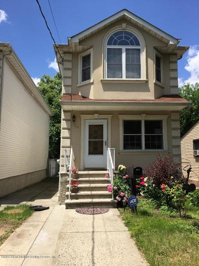 Staten Island Single Family Home For Sale: 736 Targee Street